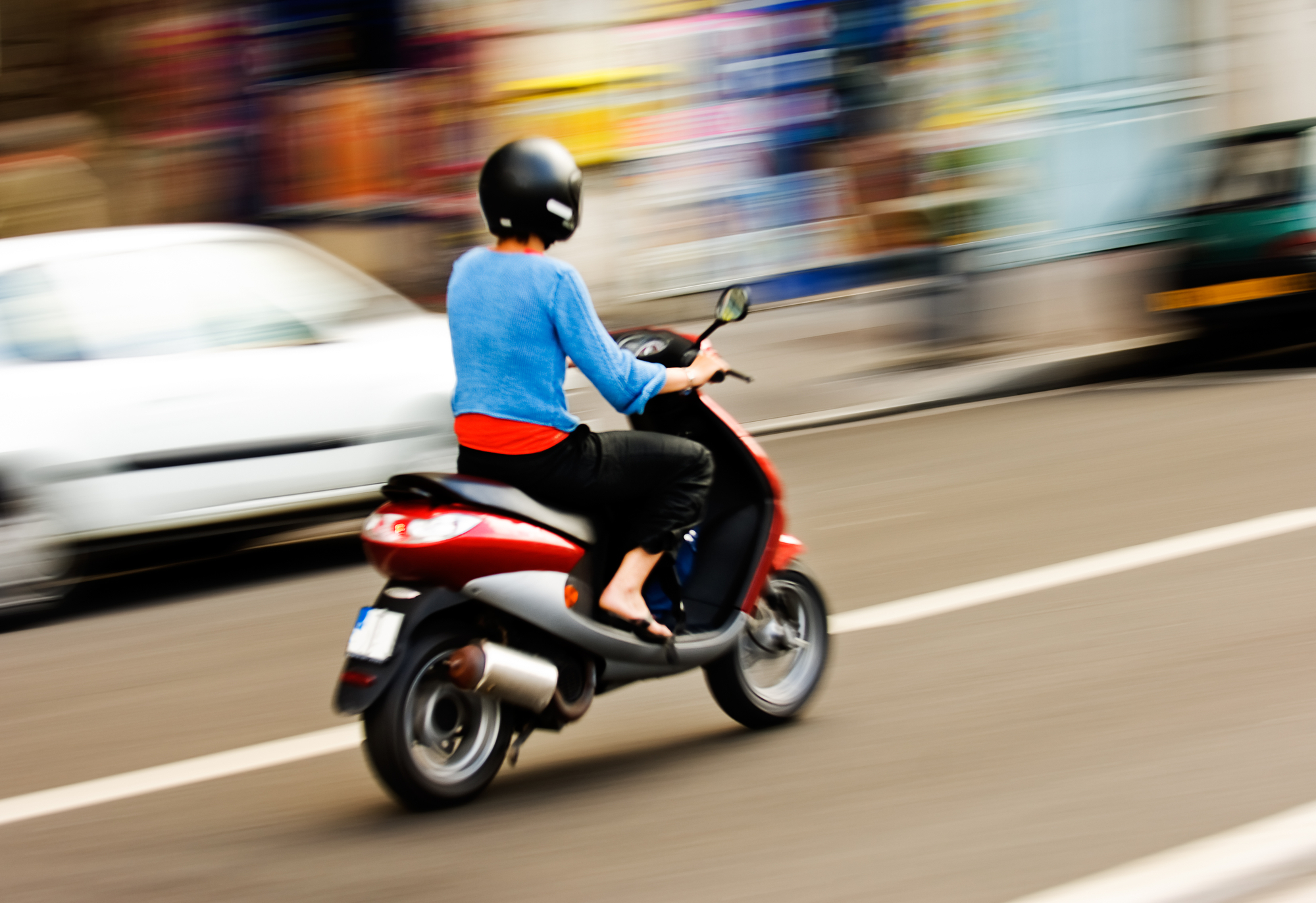 moto ciudad - Permiso AM